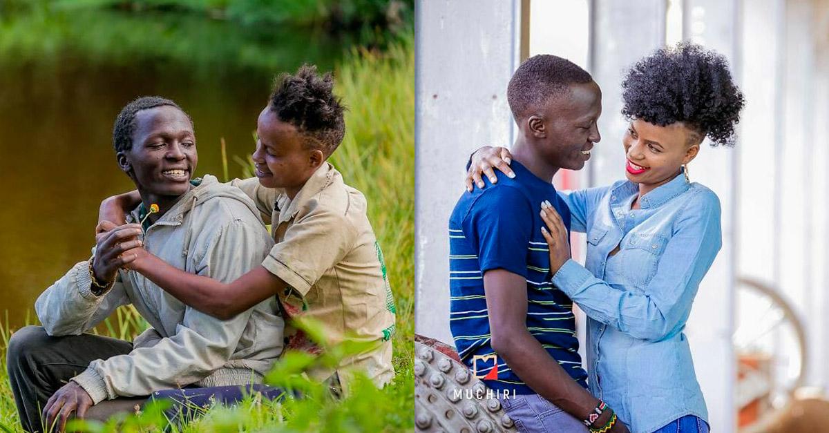 Fotógrafo muda aparência de casal em situação de rua para questionar preconceitos