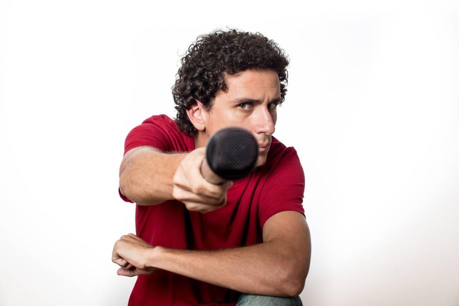 """""""Eu Comigo Mesmo"""" - Comédia com Rafael Portugal - O que fazer no feriadão em Campinas"""