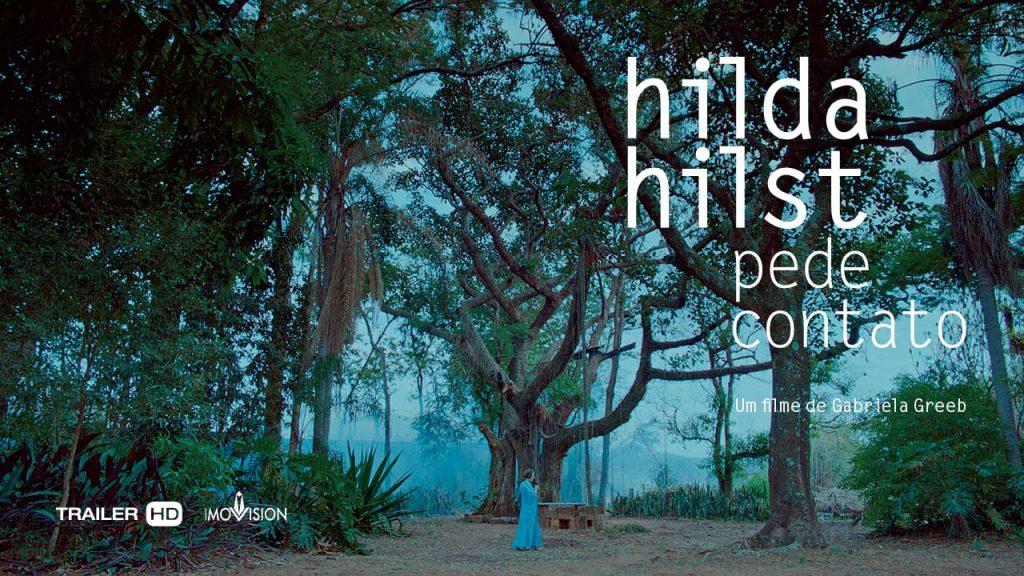 Hilda Hilst pede Contato | Filme + Livro | Campinas em Setembro